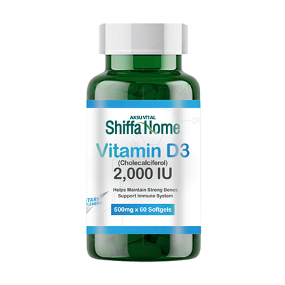 vitamin d vitamin d3 2000iu vitamini imunitet